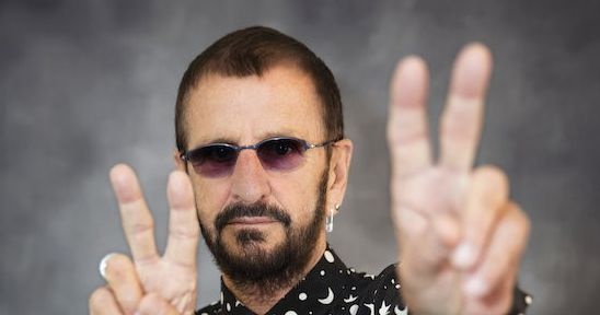Ringo Starr Announces U S  Leg For 2018 All Starr Band Tour